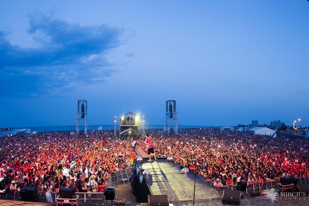 """Super-concertul Europa FM """"Live pe Plajă"""" - 2 august! - Mangalia"""
