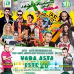 poster mix music evo 2014