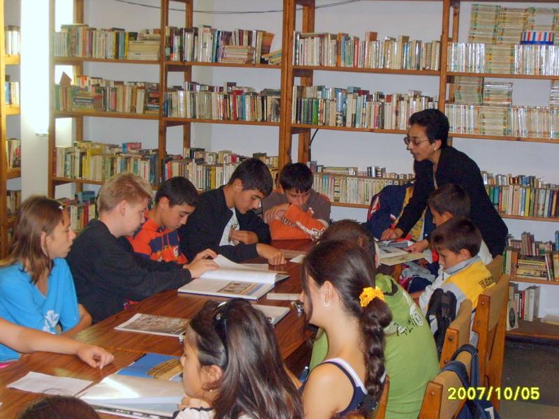 biblioteca franceza 4
